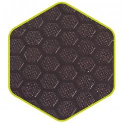 Vloerbekleding bestelwagen hexaline zwart